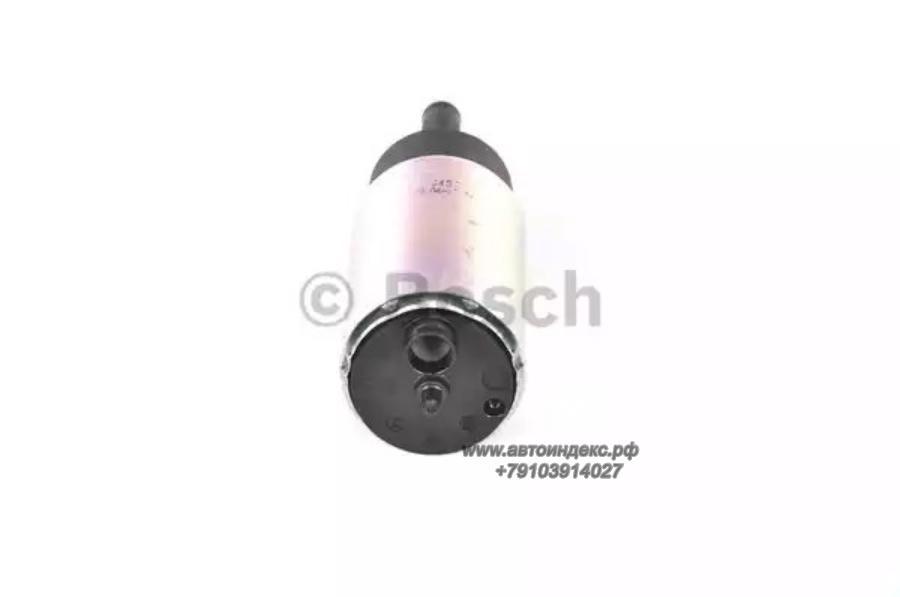 Мотор бензонасоса электричекий для а/м ВАЗ (гладкий штуцер)(SFP 0153)