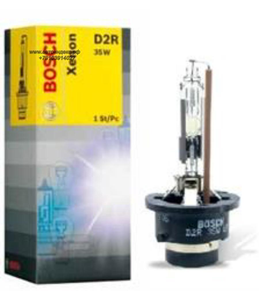Лампа газоразрядная Xenon D2R 12В 35Вт