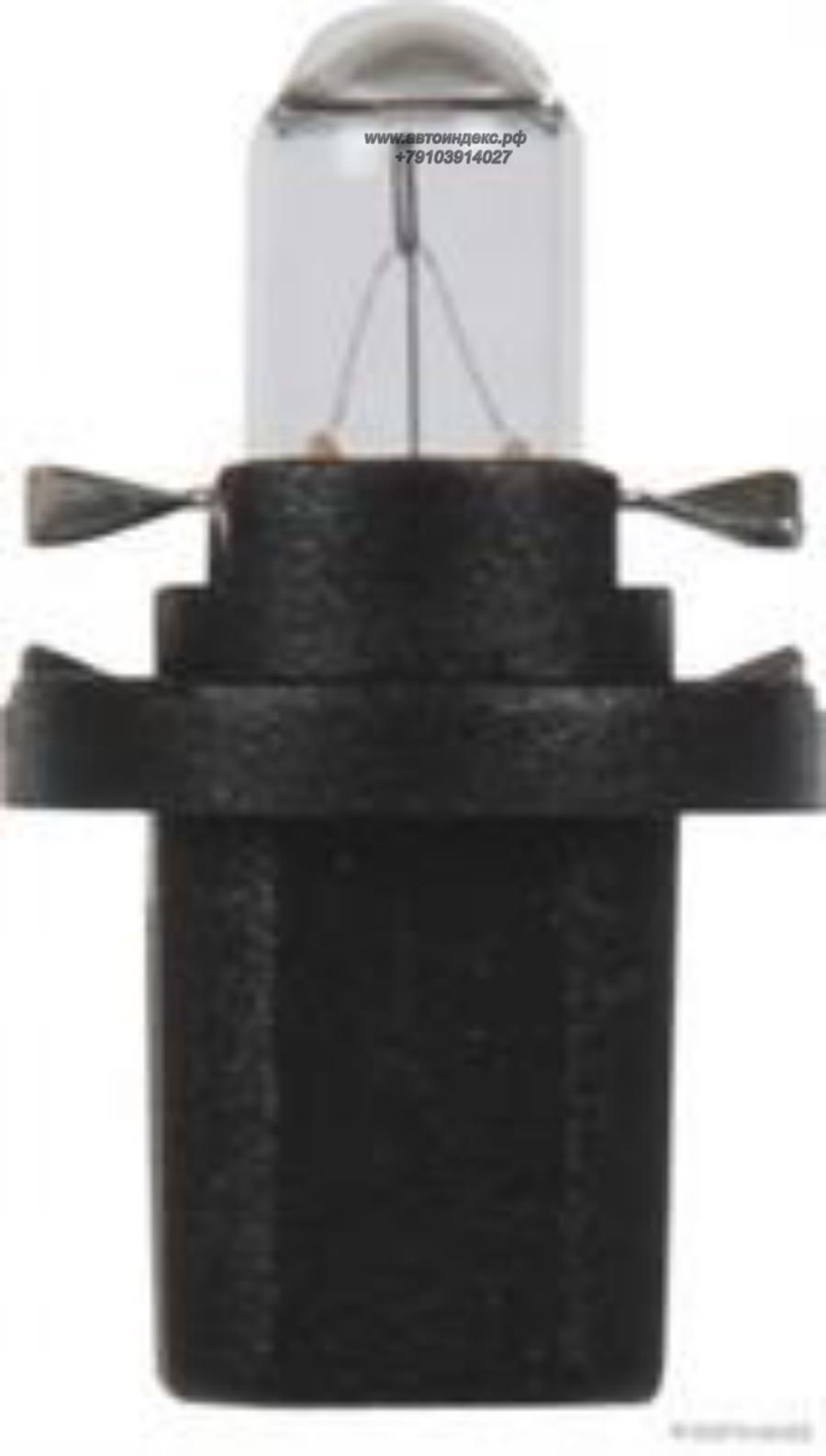 Лампа накаливания Pure Light BAX 12В 1