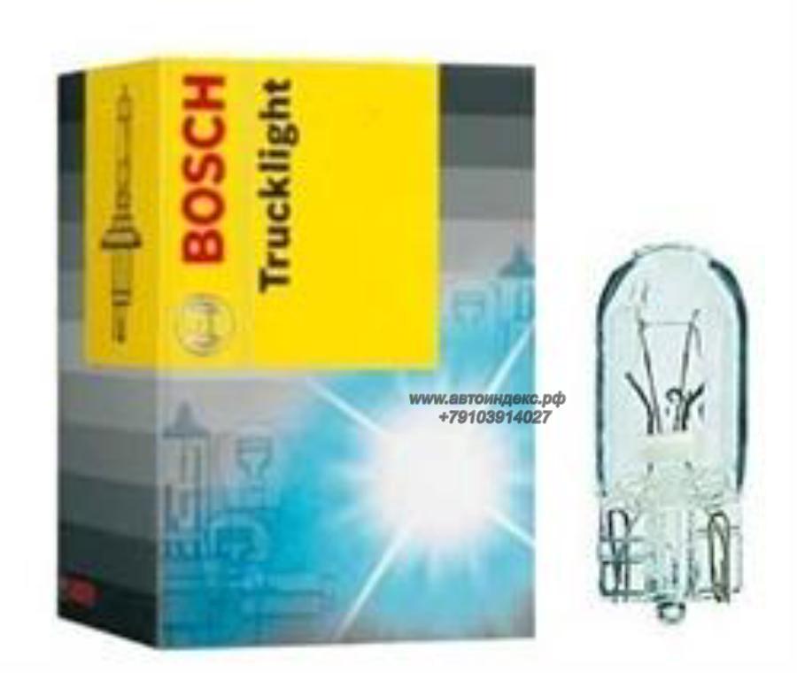 Лампа накаливания Trucklight W5W 24В 5Вт