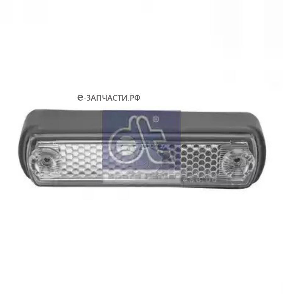 Боковой габаритный фонарь