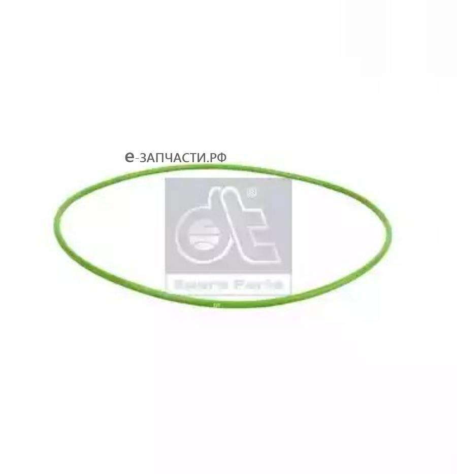 Кольцо уплотнительное ступицы. 256x5.6 250x5.5 AD 100 / 249.2x5.7 1246997