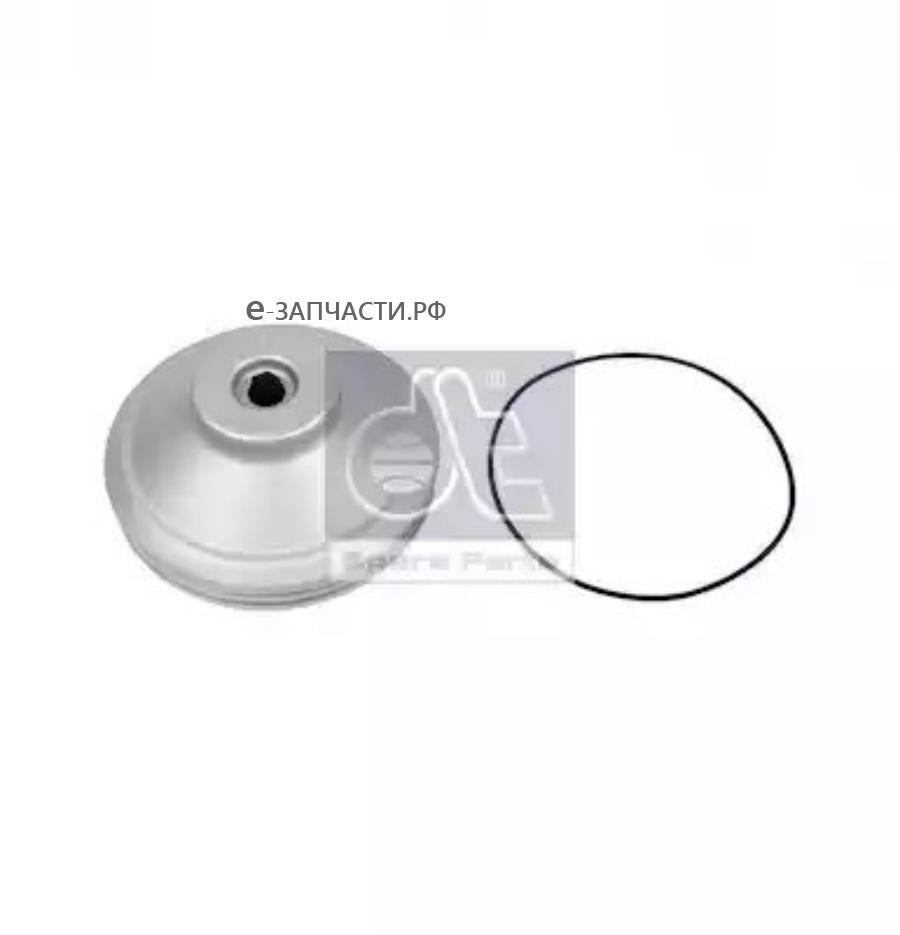 Крышка передн ступицы AM/AMA/ARA/ASA (1762224)+1.17086 заглушка
