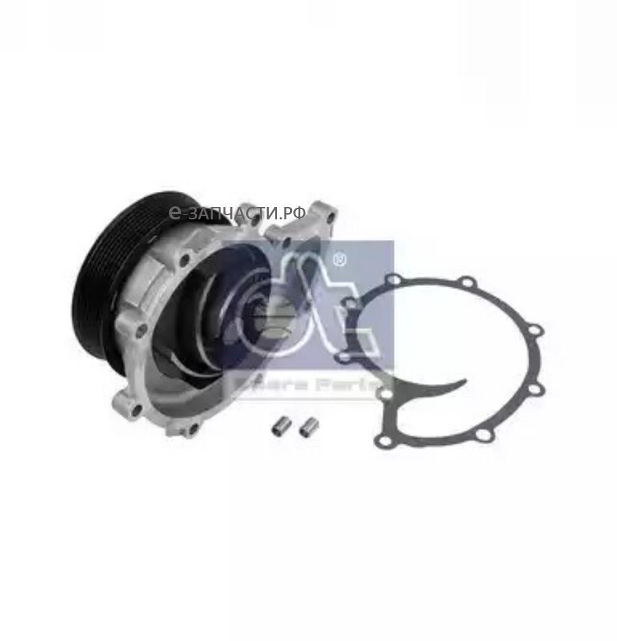 Помпа водяная SC114-124/R ретардер с 2004 (1789522)+ прокл. 1.24157