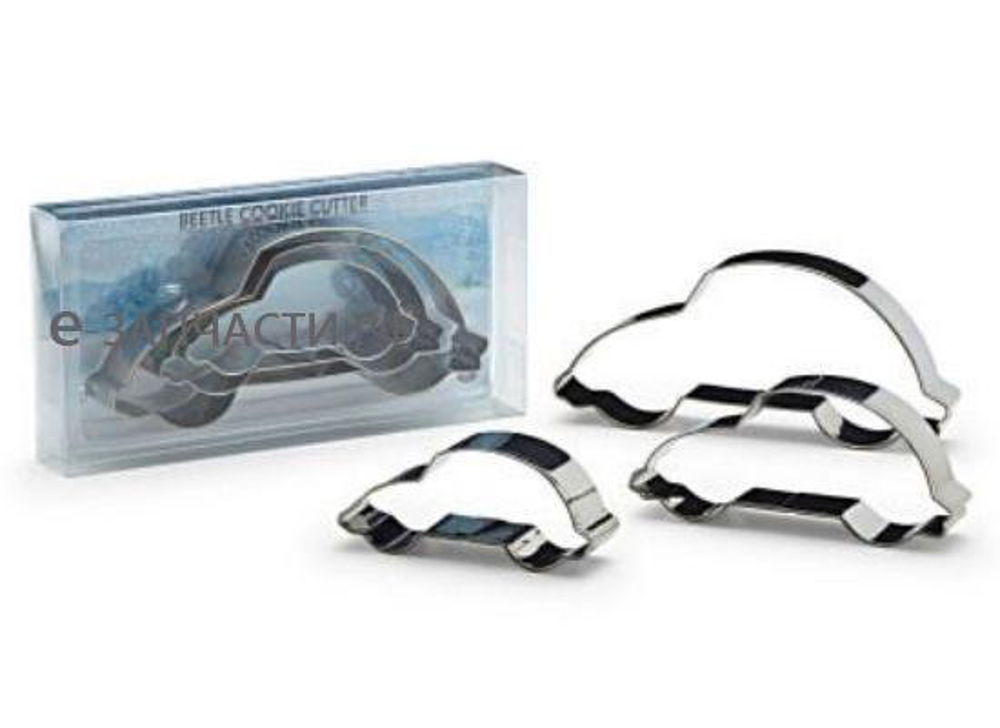 Формы для выпечки Volkswagen Beetle Biscuit Cutter