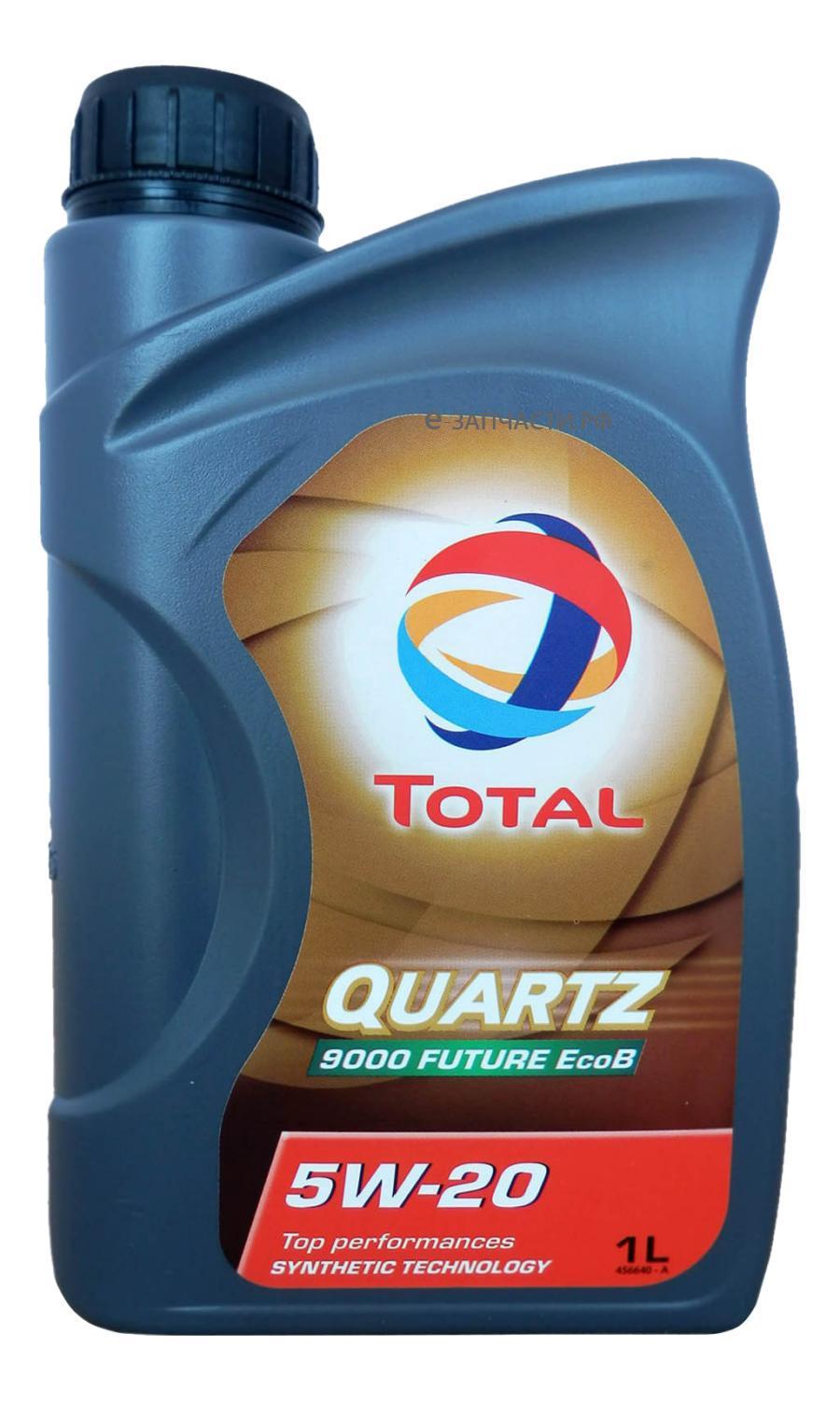 Масло моторное синтетическое Quartz 9000 Future EcoB 5W-20, 1л