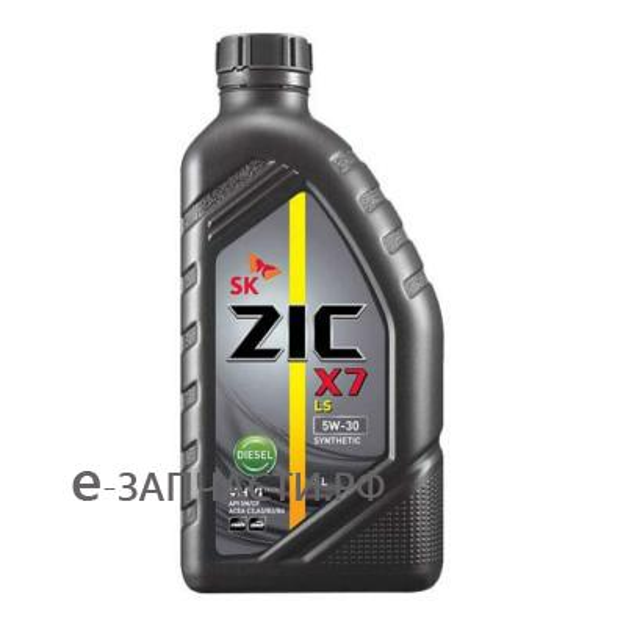 Масло моторное синтетическое X7 Diesel 5W-30, 1л