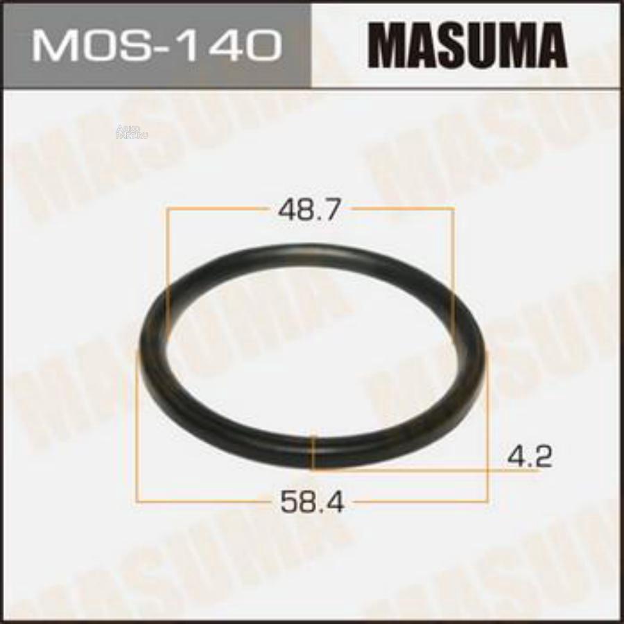 Кольцо глушителя металлическое 48 x 57.3 x 4.2