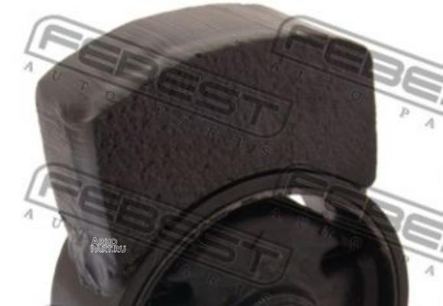 Подушка двигателя МТ | перед прав/лев | FEBEST MMDA1FR