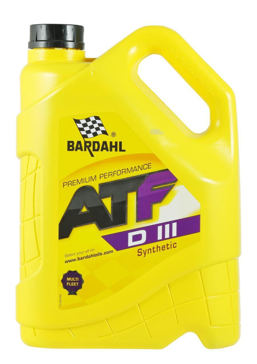 ATF DEXRON III 5L (авт. транс. синт. масло)