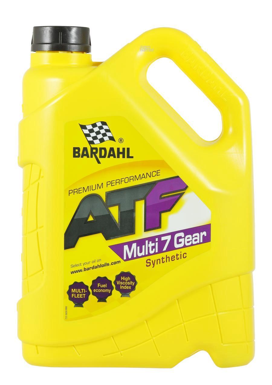 ATF MULTI 7 GEAR 5L (авт. транс. синт. масло)