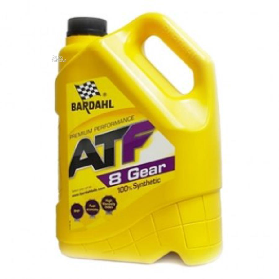 ATF 8 G 5L (синт. трансмисионное масло)
