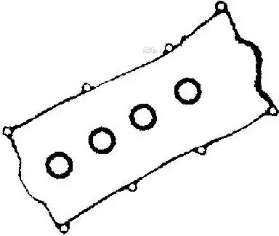 Комплект прокладок, крышка головки цилиндра