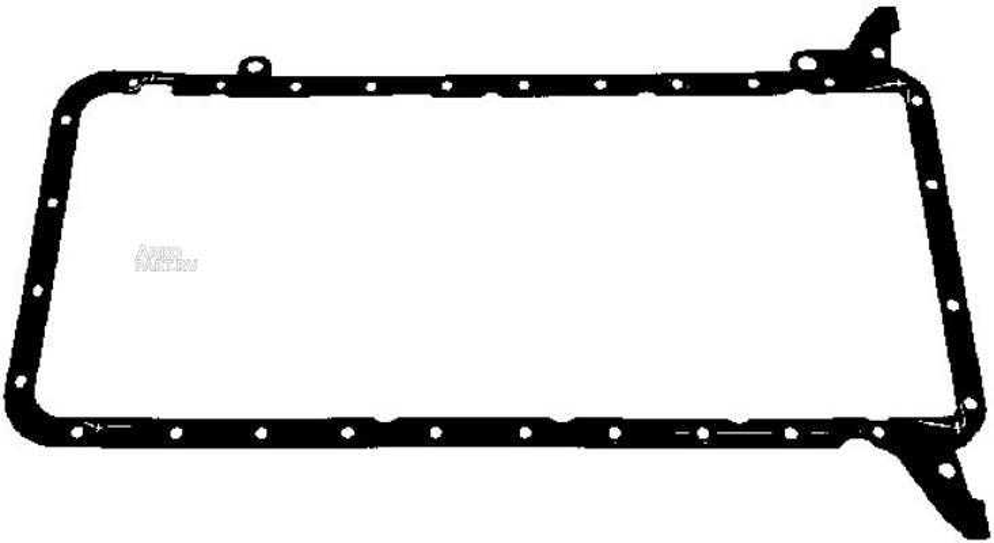 Прокладка картера двигателя
