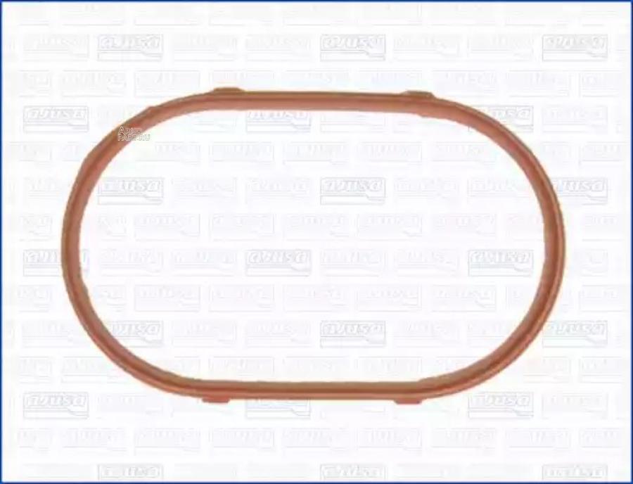 Прокладка впускного коллектора BMW E36 90-99/E34 89-95 2,0 M50