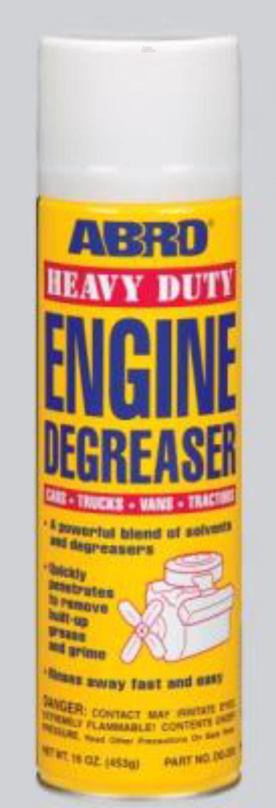 Жидкость очиститель двигателя - спрей 453 Г