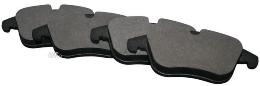 Комплект тормозных колодок, дисковый тормозПеред