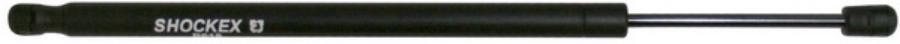 Упругий элемент, крышка багажника / помещения для груза