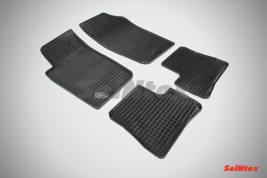 Резиновые коврики Сетка для Peugeot 206 1998-2011
