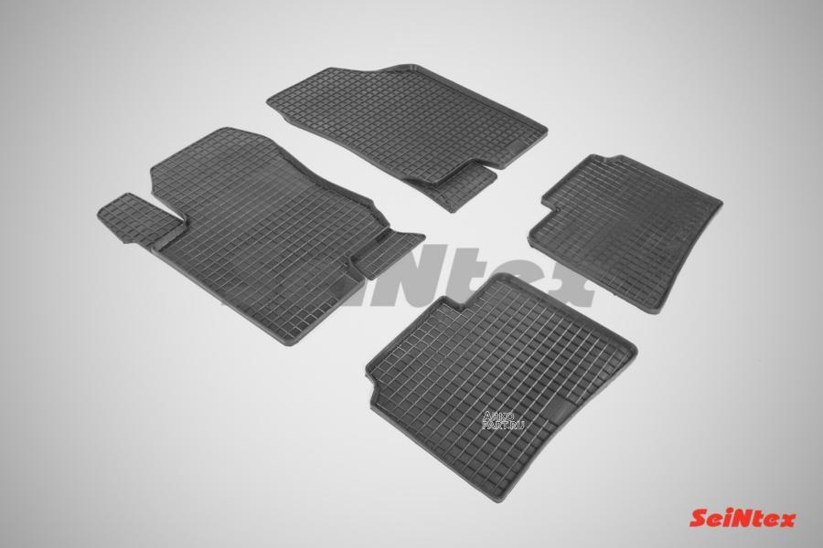 Резиновые коврики Сетка для KIA Magentis II (MG) 2005-2008