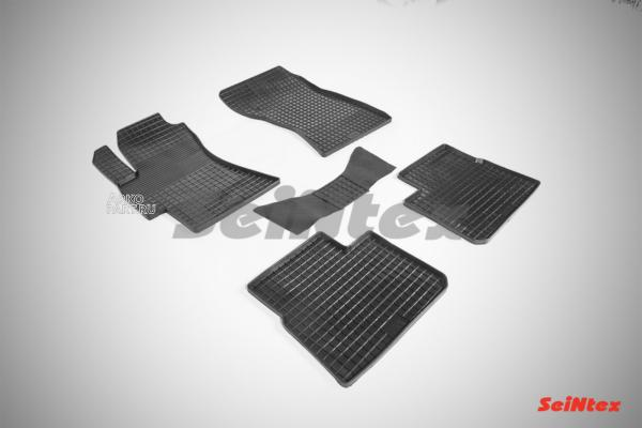 Резиновые коврики Сетка для Subaru Impreza 2007-2011 г.в.