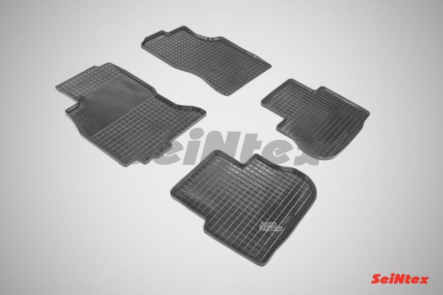 Резиновые коврики Сетка для Infiniti FX35, FX45 2003-2009