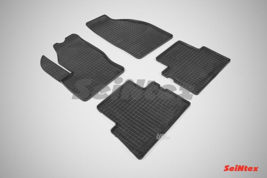Резиновые коврики Сетка для Ford C-MAX 2003-н.в.