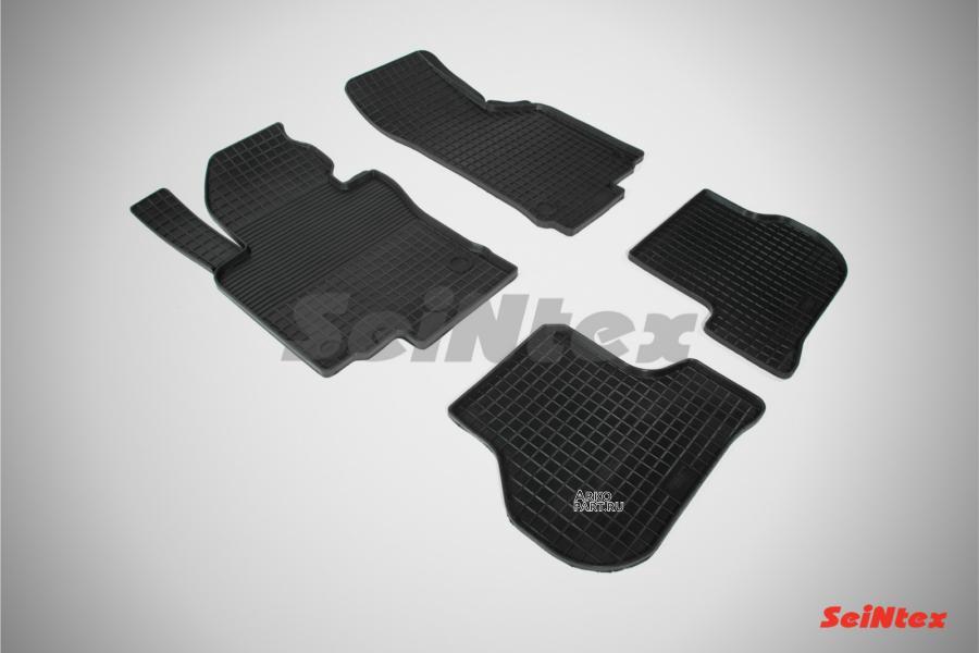 Резиновые коврики Сетка для Volkswagen Jetta 2005-2010