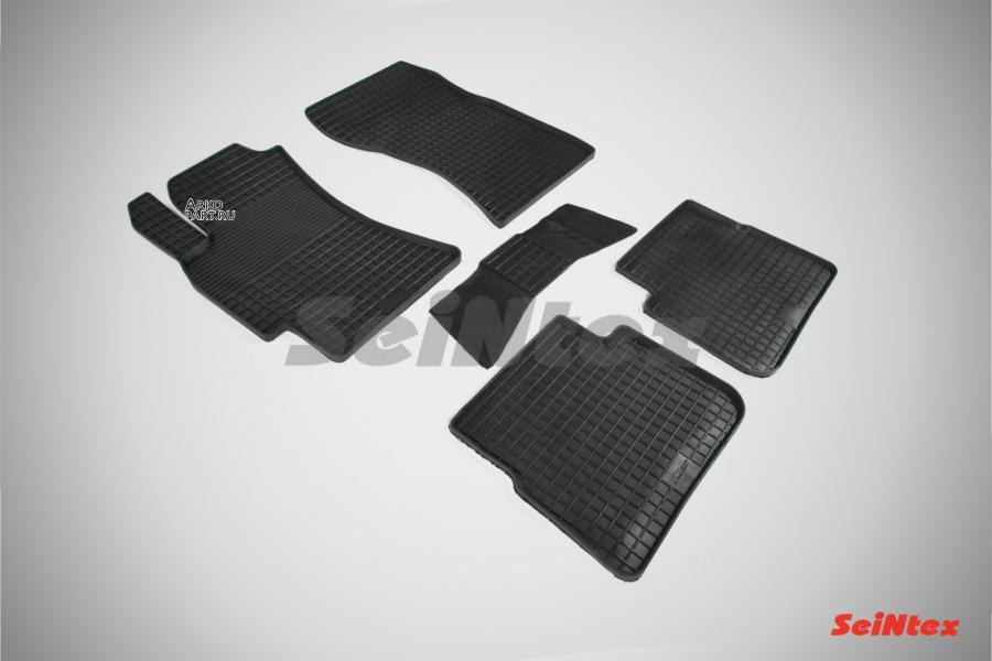 Резиновые коврики Сетка для Subaru Forester III 2008-2012