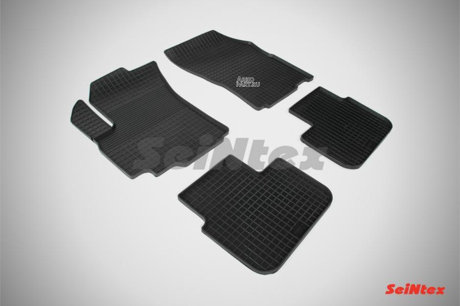Резиновые коврики Сетка для Suzuki SX4 I 2006-2014