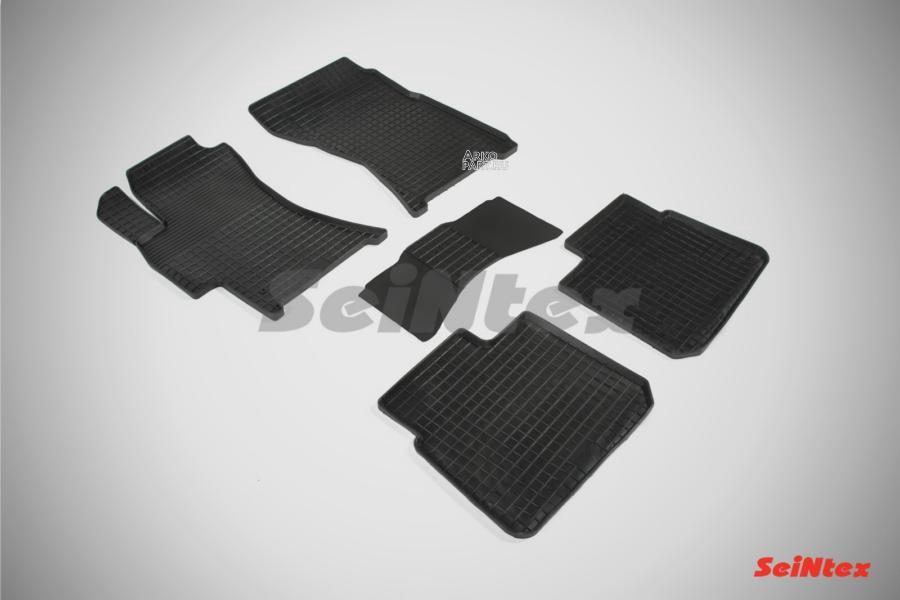 Резиновые коврики Сетка для Subaru Outback III 2003-2009