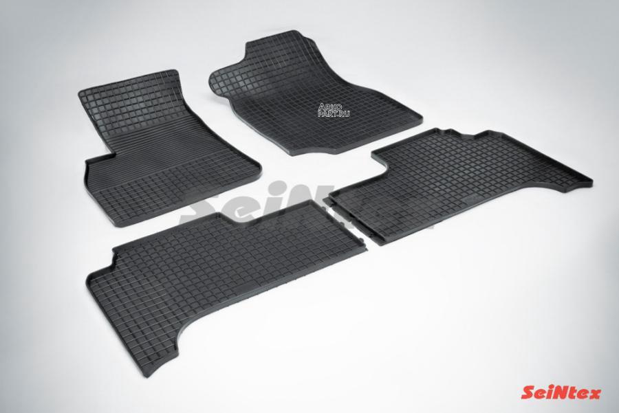 Резиновые коврики Сетка для Toyota Land Cruiser J100 1998-2007