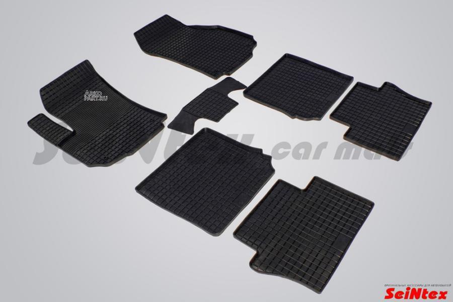 Резиновые коврики Сетка для Opel Zafira II 2006-2012