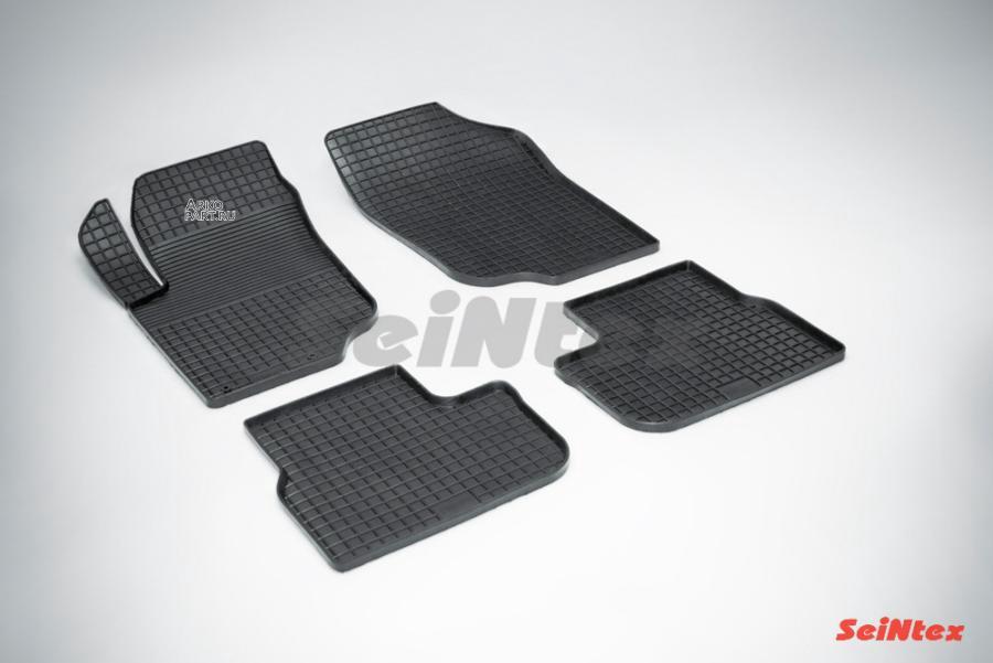 Резиновые коврики Сетка для Peugeot 207 2006-2012