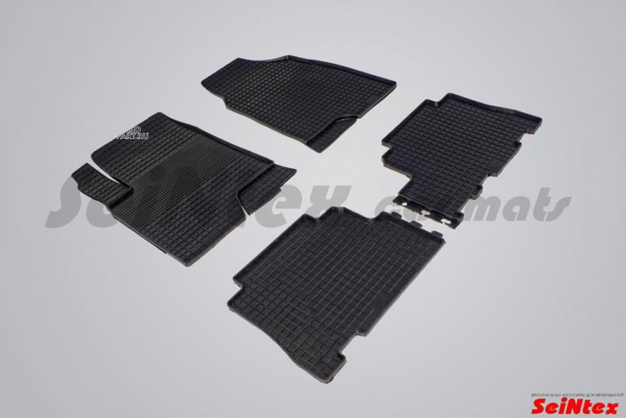 Резиновые коврики Сетка для Opel Antara 2006-2011