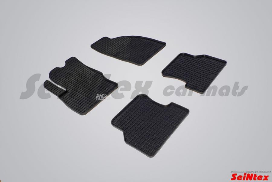 Резиновые коврики Сетка для Ford Focus II 2004-2011