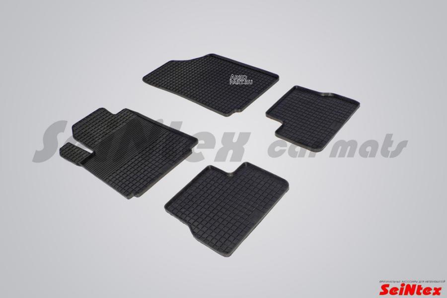 Резиновые коврики Сетка для Citroen C3 2002-2009