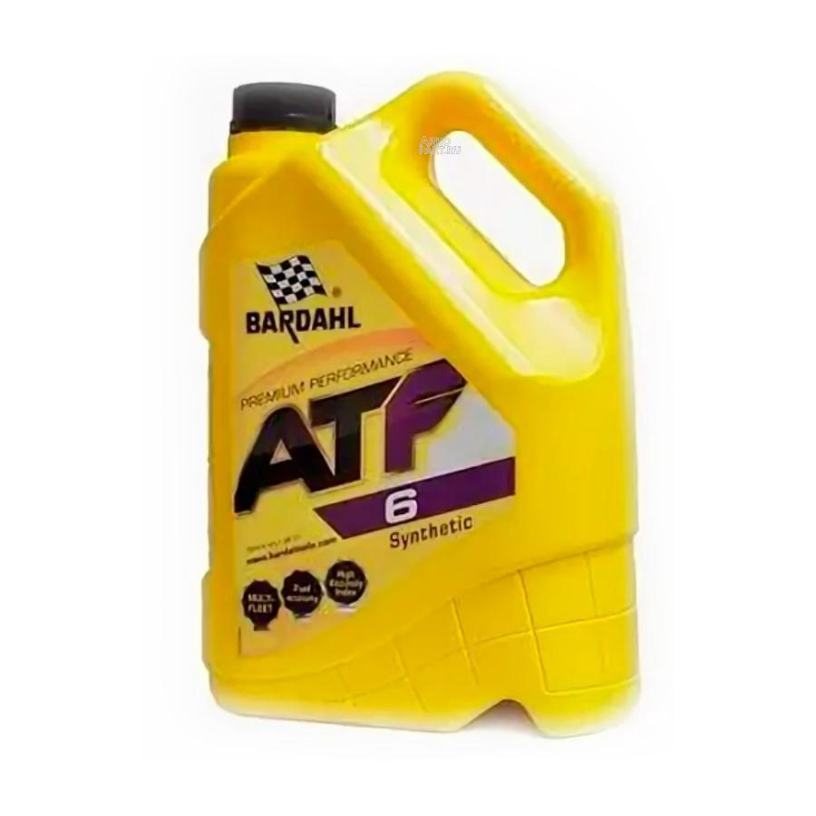 ATF VI 5L (синт. трансмисионное масло)