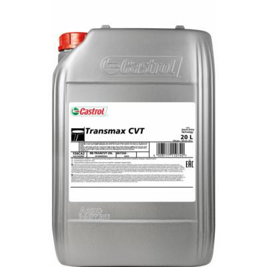 Масло трансмиссионное синтетическое Transmax CVT, 20л