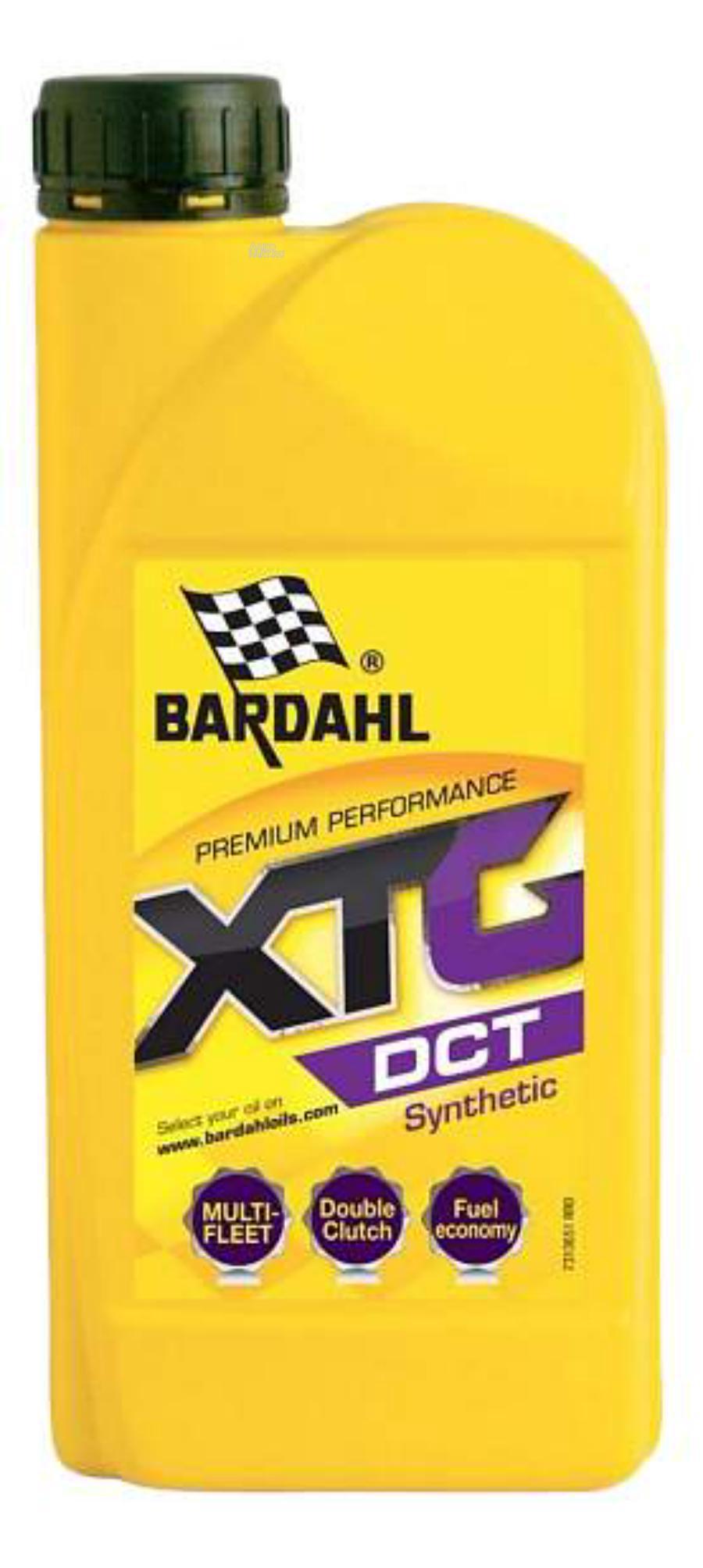 ATF XTG DCT 1L (синт. трансмисионное масло для роботизированных КПП)