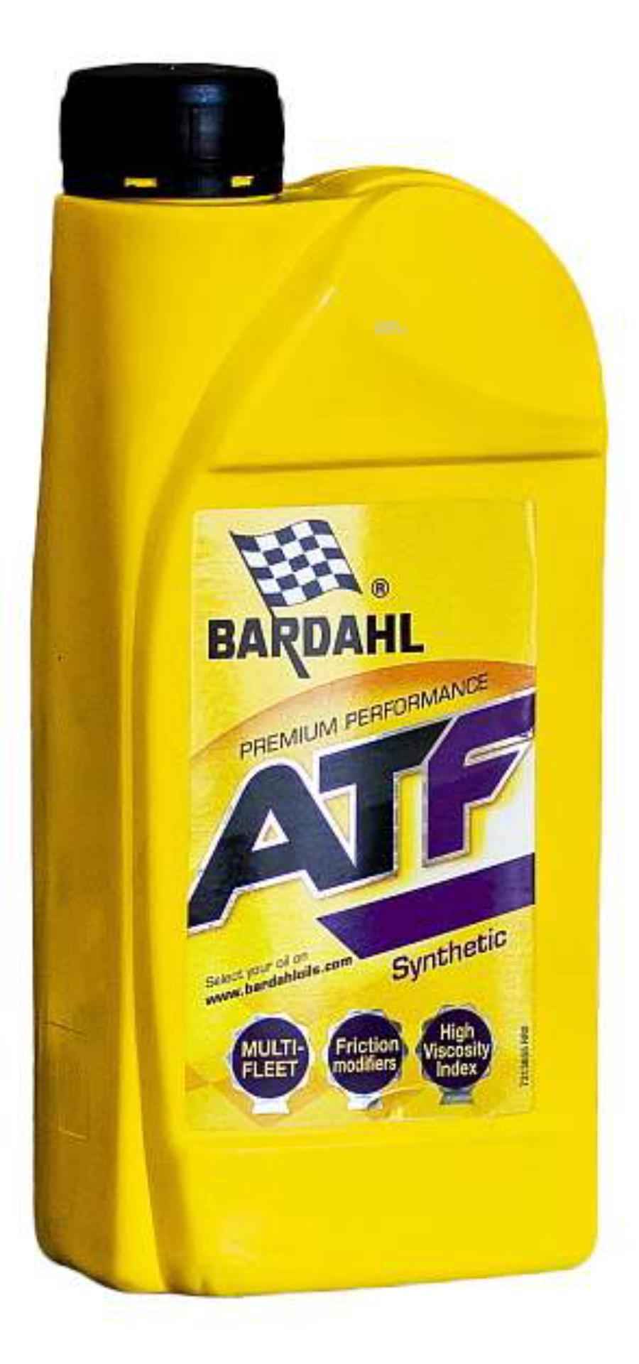 ATF VI 1L (синт. трансмисионное масло)