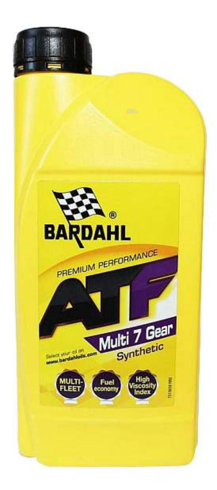 ATF MULTI 7 GEAR 1L (авт. транс. синт. масло)