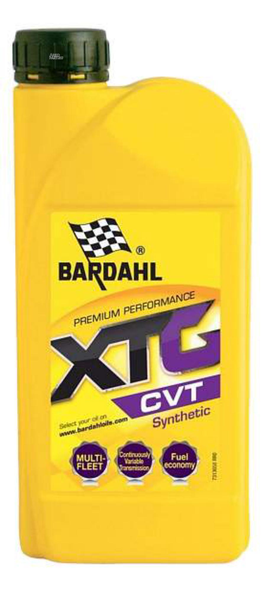 ATF XTG CVT 1L (синт. трансмисионное масло для CVT КПП)