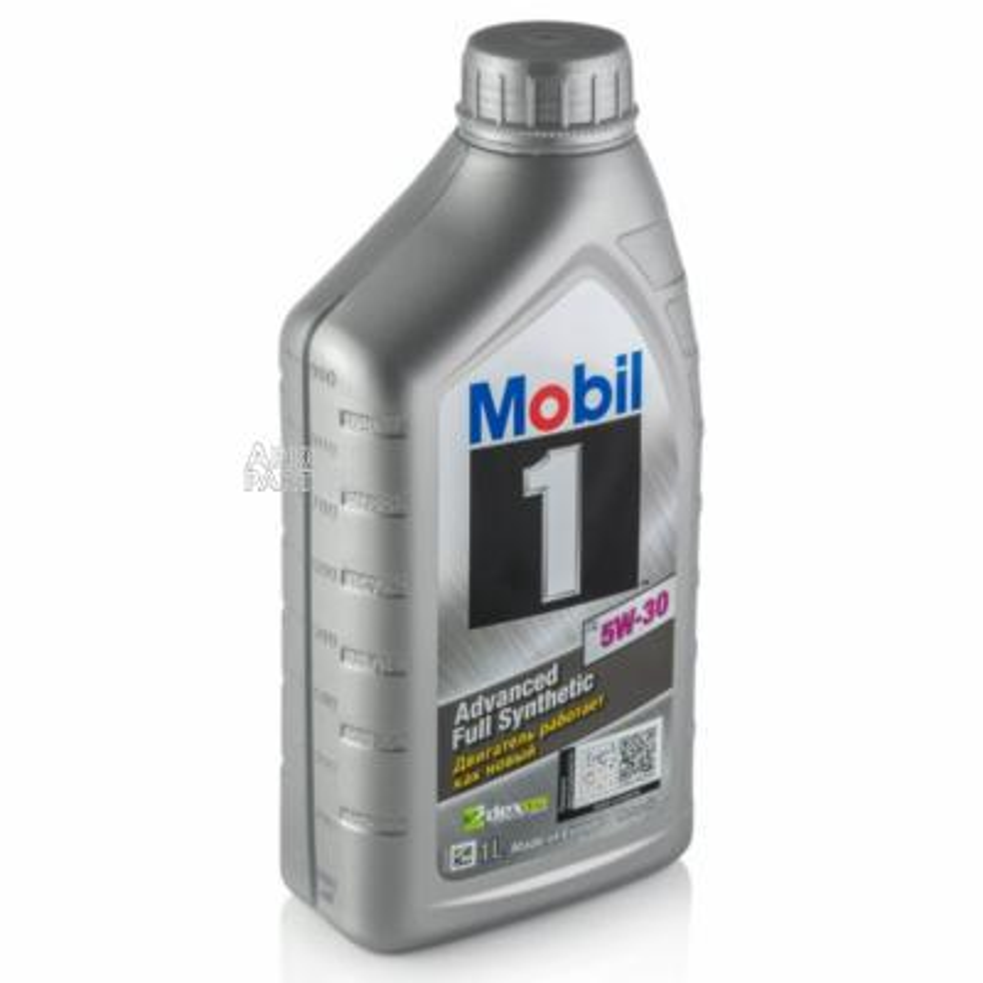 MOBIL 154805 Масло моторное Mobil 1 X1 5W30 синтетическое 1 л 154805/152722