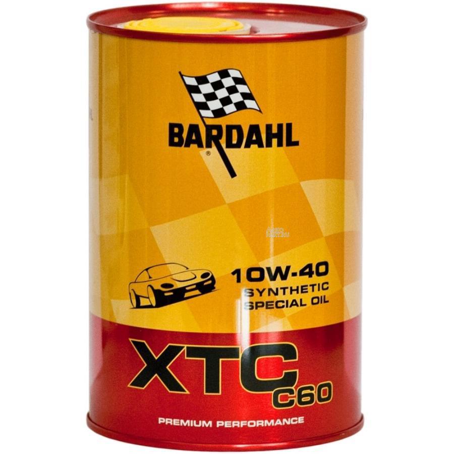 10W40 XTC SN/CF 20L (полусинт. моторное масло)