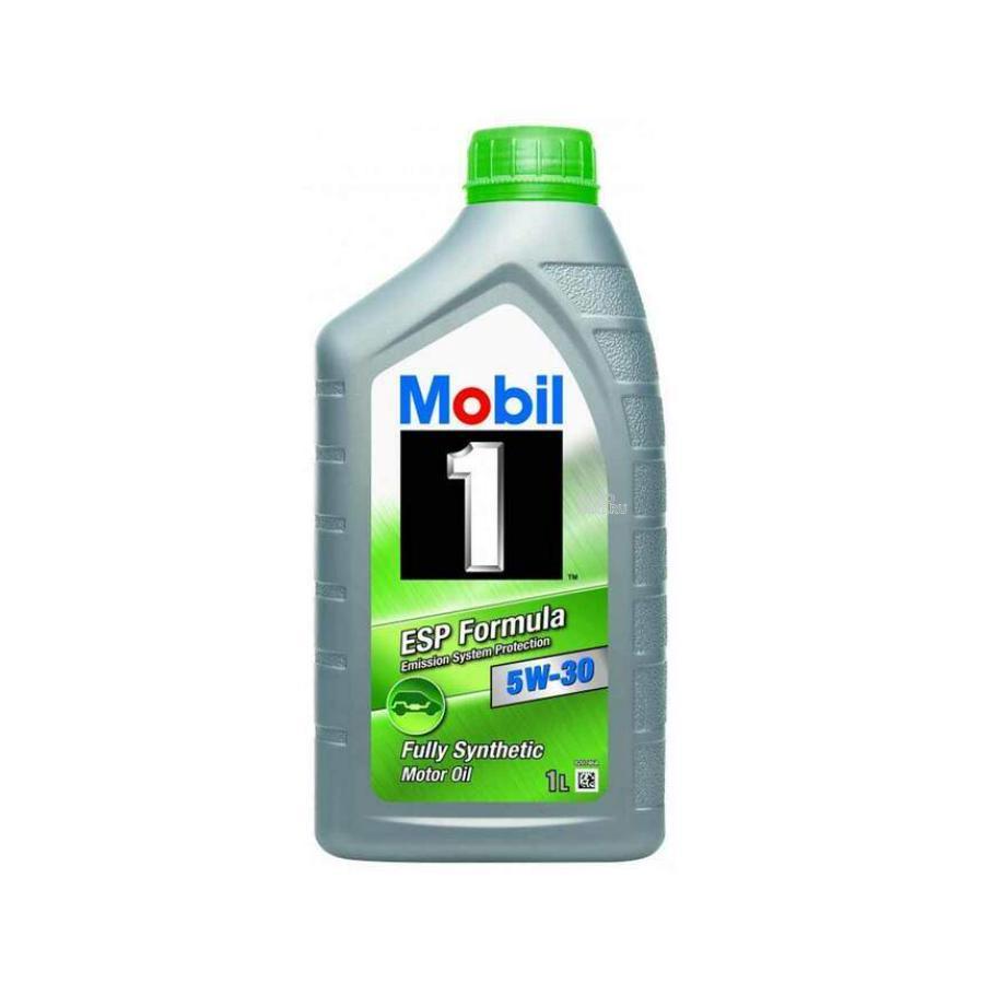 Масло Mobil  5/30 ESP Formula синтетическое   1 л  *Гт