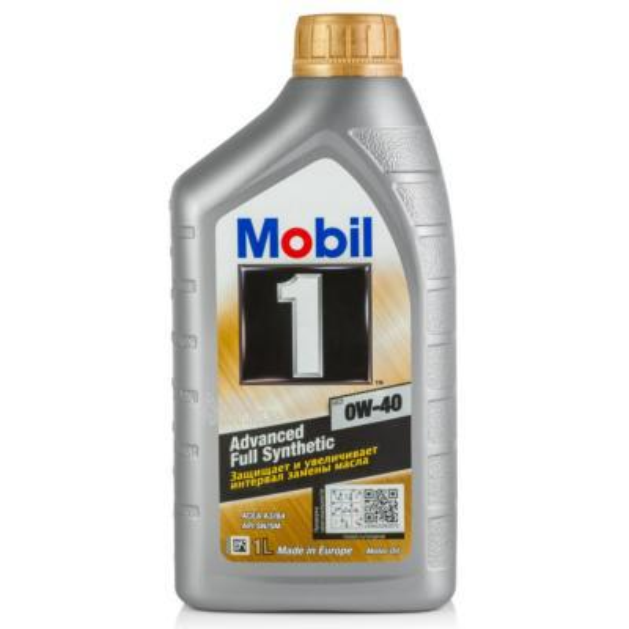 MOBIL 1 FS 0W40 1L MOBIL 153691