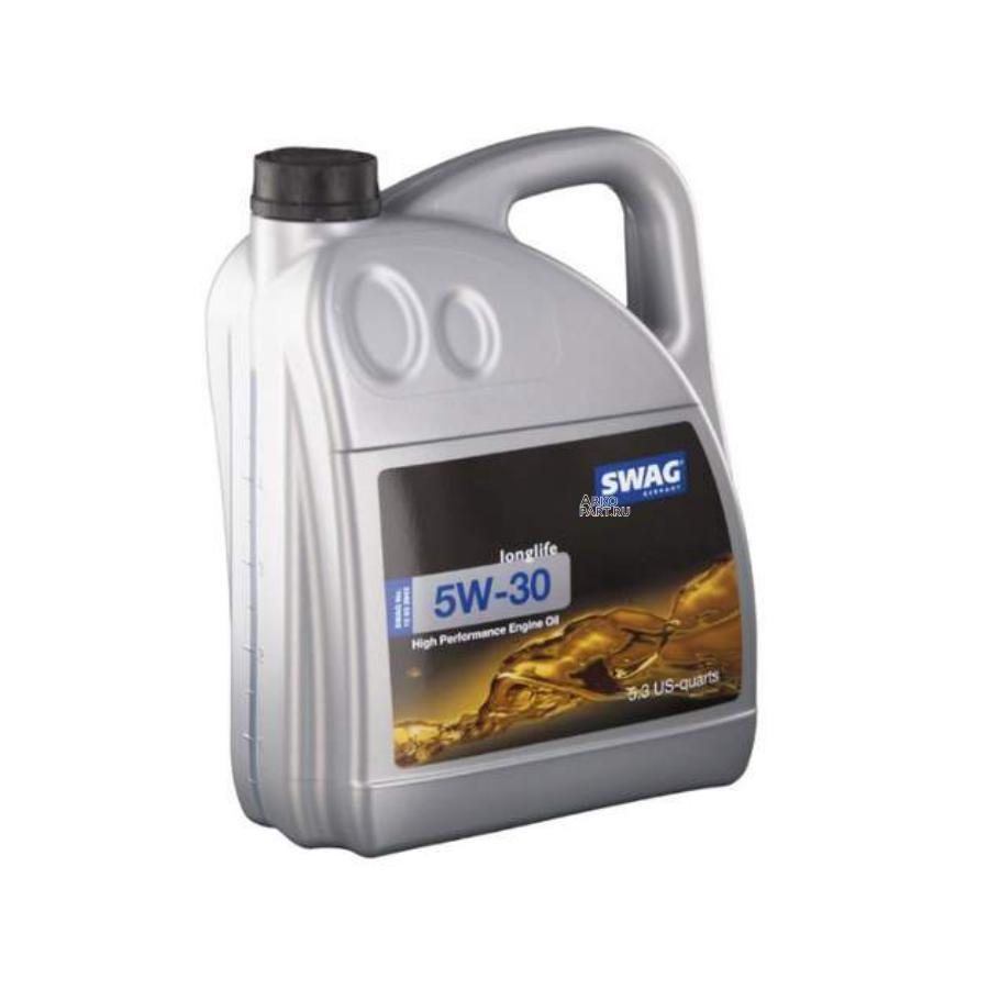 Масло моторное 5W-30, 4л