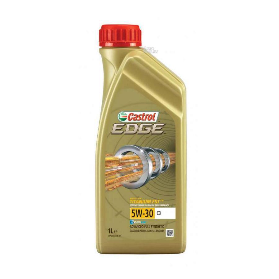 Моторное масло Castrol EDGE 5W-30 C3 синтетическое, 1 л