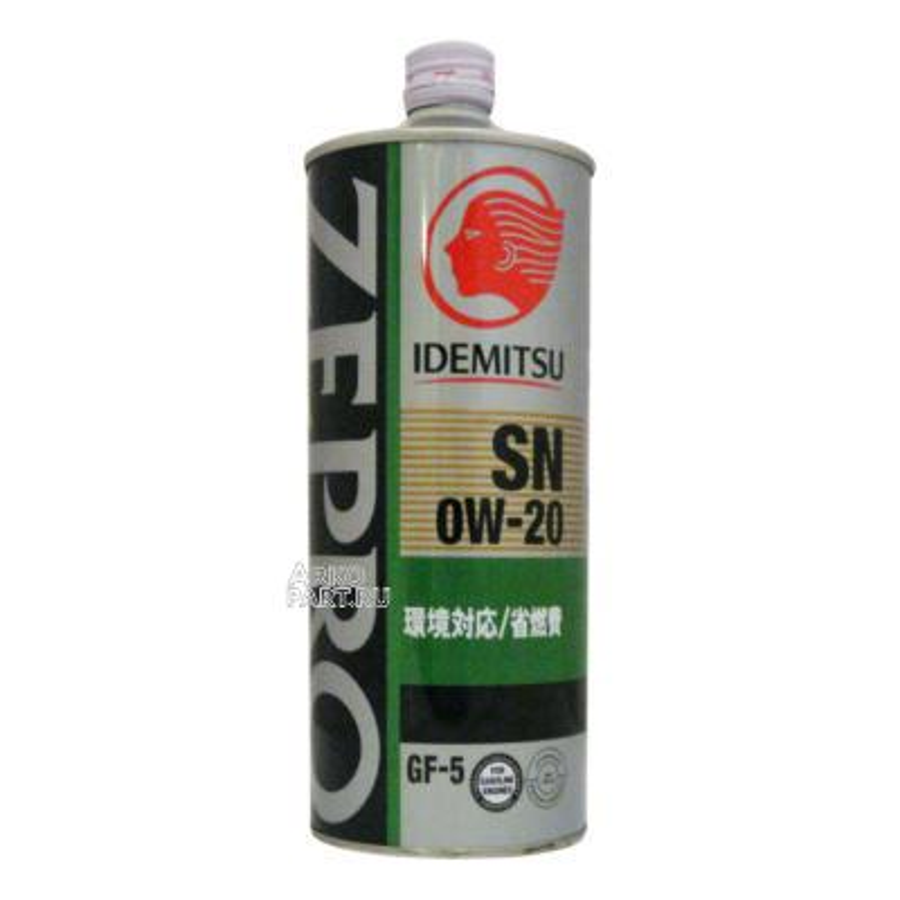 IDEMITSU ZEPRO ECO MEDALIST  0W20 SN/GF-5  1л. IDEMITSU 3583001